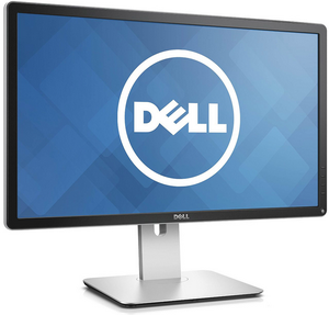 "Монитор 24"" Dell I P2415Q черный (IPS, 3840x2160, 6ms, 300cd/m2, 2M:1, 178/178, Height adjustable, Tilt, Pivot, HDMI, DP, MiniDP,4xUSB 3.0)"