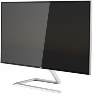 "Монитор 27"" AOC Q2781PQ черный (IPS LED 2560x1440 4ms 16:9 178°/178° 350cd D-Sub DisplayPort)"