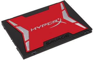 SSD диск 240GB Kingston HyperX Savage SHSS37A/240G
