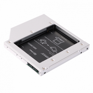 Переходник Optibay ORICO L127SS-SV DVD mini SATA - HDD SATA slim 12.7 mm