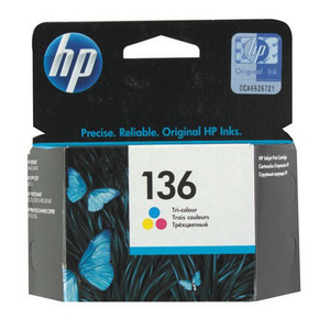 Картридж HP C9361HE №136 Color T2