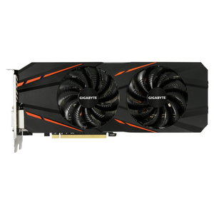 Видеокарта NVIDIA GeForce GTX1060 3Gb  Gigabyte GV-N1060G1 GAMING-3GD