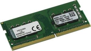 Память SO DIMM DDR4 2133 8Gb PC4 17000 Kingston [KVR21S15S8/8]