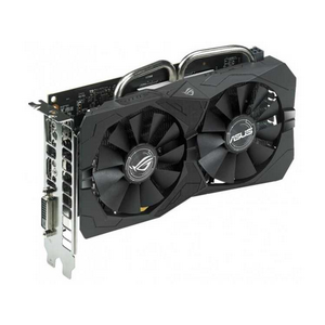 Видеокарта AMD Radeon RX 560 4Gb ASUS ROG-STRIX-RX560-O4G-GAMING