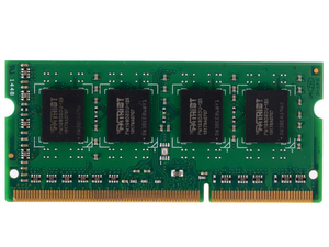 Память SODIMM DDR3L 1600 8Gb PC3-12800 Patriot PSD38G1600L2S