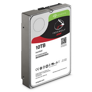 Жесткий диск 10Tb Seagate ST10000VN0004 Ironwolf 7200RPM 256Mb