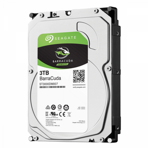 Жесткий диск 3Tb Seagate Barracuda ST3000DM007 5400rpm 64mb