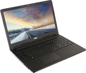 "Ноутбук DELL Inspiron 3573 [3573-6106] Gray 15.6"" {HD Pen N5000/4Gb/1Tb/DVDRW/Linux}"