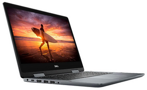 "Ноутбук DELL Inspiron 5482 [5482-5454] Grey 14"" {FHD TS i5-8265U/8Gb/1Tb/W10}"