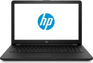 "Ноутбук HP 15-bs165ur [4UK91EA] black 15.6"" {HD i3-5005U/4Gb/1Tb/DOS}"