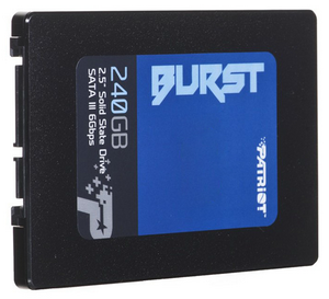 SSD диск 240Gb Patriot Burst PBU240GS25SSDR