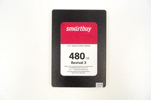SSD диск 480Gb Smartbuy Revival 3 SB480GB-RVVL3-25SAT3