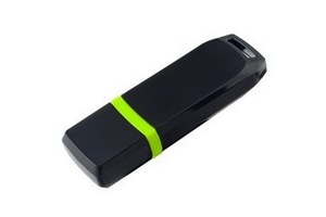Флешка USB2.0 4Gb Perfeo C03 Black PF-C03B004
