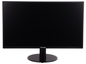 "Монитор 23.8"" ViewSonic VA2419SH черный {IPS, LED, 1920x1080, 5 ms, 178°/178°, 250 cd/m, 50M:1, D-Sub, HDMI}"