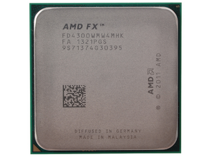 Процессор AMD AM3+ FX  4300 3.8Ghz 4 МБ (Товар Б/У)