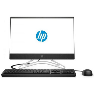 Моноблок 21.5'' HP 200 G3 black (FHD Pen J5005/4Gb/500Gb/DOS) [4YW28ES]