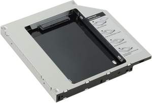 Переходник Optibay AgeStar SSMR2S DVD mini SATA - HDD SATA slim 12.7 mm