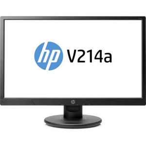 "Монитор 20.7"" HP V214a черный {TN+film LED 1920x1080 5ms 16:9 HDMI 200cd D-Sub} [1FR84AA#ABB]"